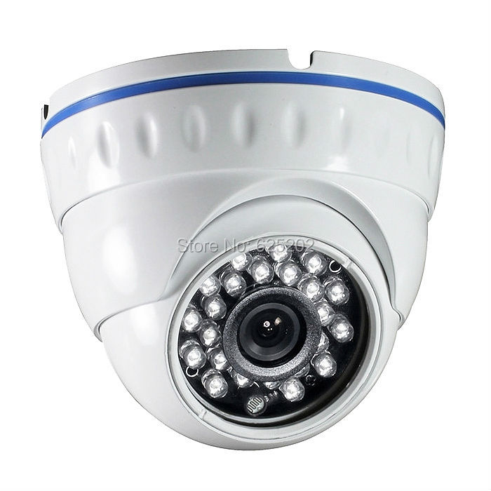 2016 TOP 10 HOT Sell CMOS AHD 24LED 1080P 2.0MP Vandal-proof CCTV Dome Surveillance System<br>