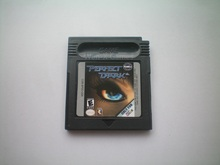 LOT Classic game cart / new brand / Perfect Dark / Mix order / color shell optional / DHL free shipping