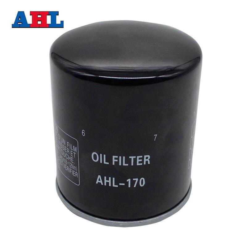 AHL Motorbike Oil Filter for HARLEY FLT 82 CI All 1980-1990