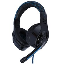 2016 SOMIC G95 Gaming Headphone USB + 3.5mm Gaming Headset Earphone with Microphone Noise Canceling LED Light for PC Gamer