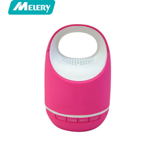 Mini Portable Bluetooth Speaker Bucket Shape Easy Carry Handsfree Bass Sound Speaker TF Player Special Creative Design(China)