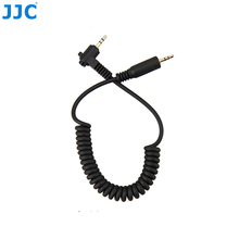 JJC Cable-I Coiled Interface Cable Shutter Release Remote Connector for SIGMA CR-21 Compatible Cameras SD-14 SD-15