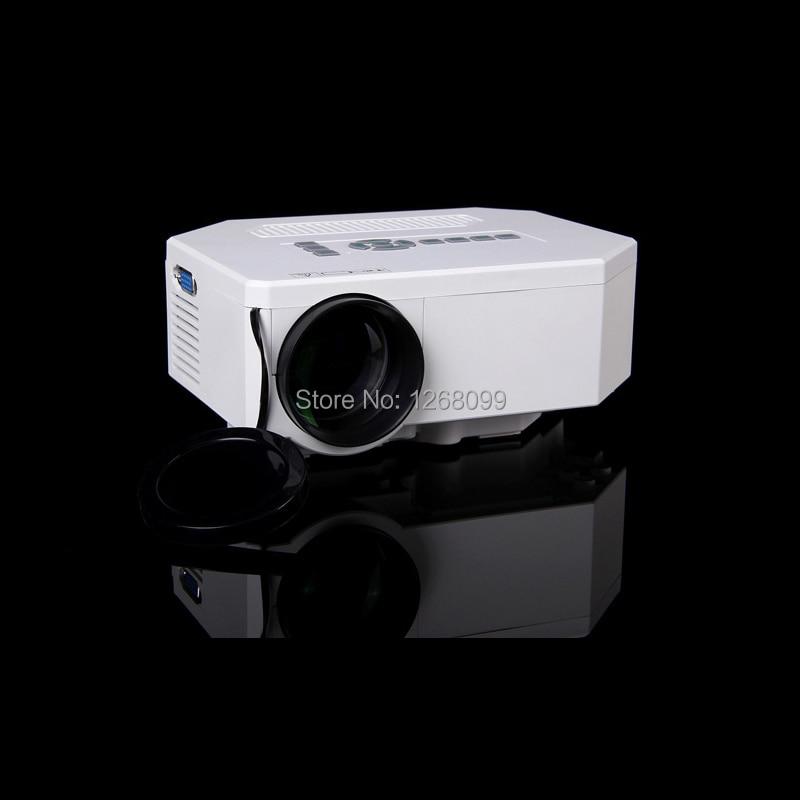 2016 New Portable LED Intelligent Projector Digital Smart Projector SD USB VGA AV HDMI Free Shipping<br><br>Aliexpress