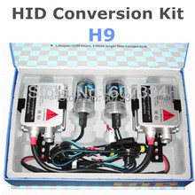 Buy Stock New 12V/35W CE HID Xenon Conversion Kit, H9 Single Beam (3000K/4300K/6000K/8000K) Headlight Foglight for $25.00 in AliExpress store