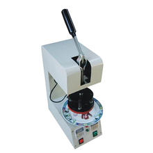 Plate Heat Press Machine Digital Swing Away Heat Press Machine Sublimation Transfer Printing for 8 Inch Plates 11cm Diameter