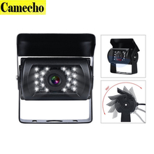 Bus & Truck Car Rear View Camera Reverse Backup IR Nightvision Waterproof Reversing Parking Kit Cam