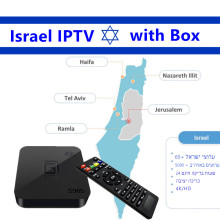 Buy Best Hebrew IPTV GOTiT S905 Android TV Box Israel Europe IPTV H.265 4K Amlogic S905 Quad-Core 5000+ channnels iptv yes1234 for $72.80 in AliExpress store