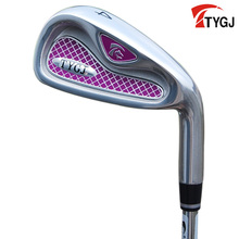 Brand TTYGJ. Single 4 IRON for women beginner.made for females 4 long iron golf club steel or carbon shaft. golf club #4