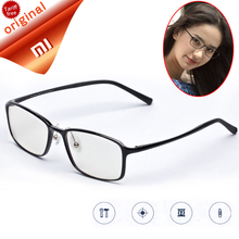 Buy Xiaomi Mijia TS Anti-Blue-Rays Glass Fatigue Proof Eyes Protector Anti Blue Light Read Smart Glasses Man Woman Play Phone for $39.59 in AliExpress store