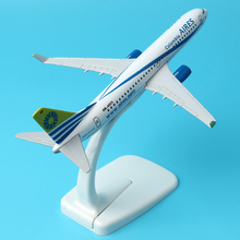 Collectible Airplane Model 16cm Passenger Plane Model Boeing 737-800 HK-4623 Colombia Airplane Diecast Model Aircraft Kids Toys