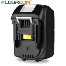 FLOUREON for Makita BL1830 Power Tool Rechargeable Battery Cordless Drill Li-ion Batteries 18V 3000mAh for Makita BL1840