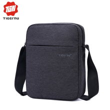 2017 New Fashion Tigernu Brand Men Bag Waterproof Oxford Messenger Bag Business Casual Briefcase Crossbody bag male shoulder bag(China)