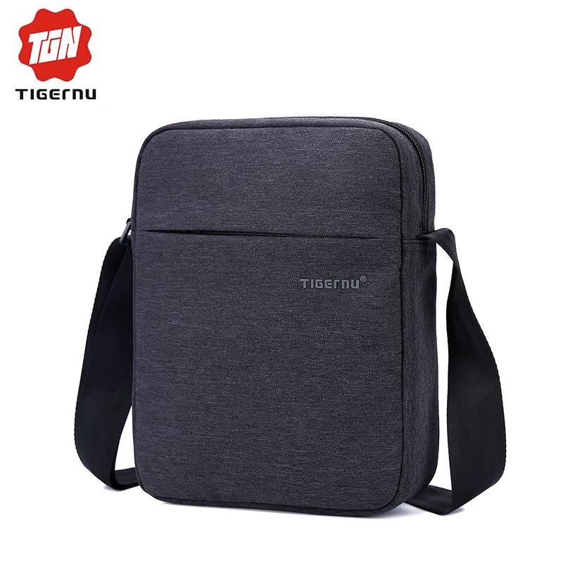 2017 New Fashion Tigernu Brand Men Bag Waterproof Oxford Messenger Bag Business Casual Briefcase Crossbody bag male shoulder bag<br><br>Aliexpress