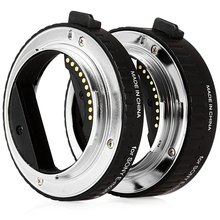 65mm Lens Adapter Viltrox DG- C 12MM 20MM 36MM AF Auto Focus Metal Mount Macro Extension Tube Set for Canon EOS Series Camera