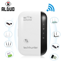 ALANGDUO WR03 Wifi Extender Repeater 802.11n/b/g Network 300Mbps WiFi Routers Range Expander Signal Booster Extender(China)