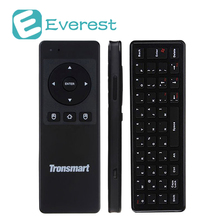 Original Tronsmart TSM-01 Wireless Keyboards mini gaming keyboard Air Mouse 2.4GHz for xiaomi TV Box Laptop Android Tablet PC(China)