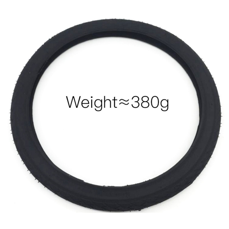 "Mezzo 37-349 Pair of 16/"" x 1 3//8/"" Tyres /& Inner Tubes to fit Brompton"