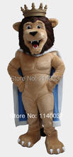 mascot king lion mascot costume custom fancy costume anime cosplay kits mascotte theme fancy dress carnival costume