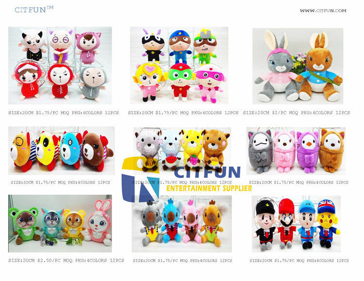 SOFT TOYS FOR CLAW MACHINE__02