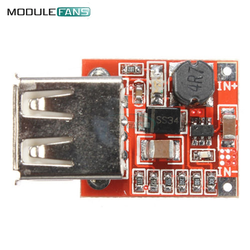 5V 1A XH-M352 Booster Step Up Module USB Lithium Battery Charging Module Board