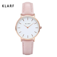 Buy Quartz Watch Women Watches Brand Luxury New 2017 Female Clock Wrist Watch Lady Quartz watch Montre Femme Relogio Feminino klarf for $6.75 in AliExpress store