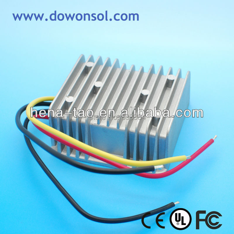DC DC Boost Converter Voltage Regulator 240W/5A 24V to 48V<br>