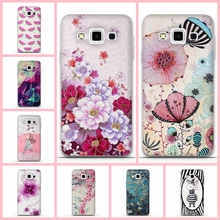 Phone Cases for Samsung Galaxy A3 2015 Phone Case for Samsung A300 2015 A3000 Cases Cover for Galaxy A3 A300 2015 Soft TPU Case