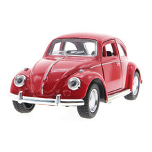 Mini Car Model Toy Mini City 1967 Classic 1:32 Alloy Car Vehicle Model Kids Fun Gift Toy Collection(China)