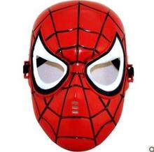 20*16cm Children's Day party children's mask  anime cartoon mask Spiderman Mask