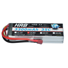 Buy HRB RC Lipo Battery 4S 14.8V 3300mah 35C MAX 70C RC Bateria Drone AKKU Car Helicopters RC Model Airplane Quadcopter Boat UAV for $39.19 in AliExpress store