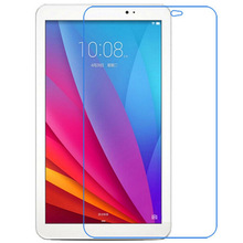 9H Tempered Glass Screen Protector Film For Huawei Honor Mediapad T1 10 T1-A21L T1-A21W + Alcohol Cloth + Dust Absorber