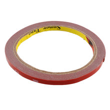 New Multifunction Strong 6mm Thin 3M Double Sided Super Sticky Adhesive Tape Roll Auto Truck Essential