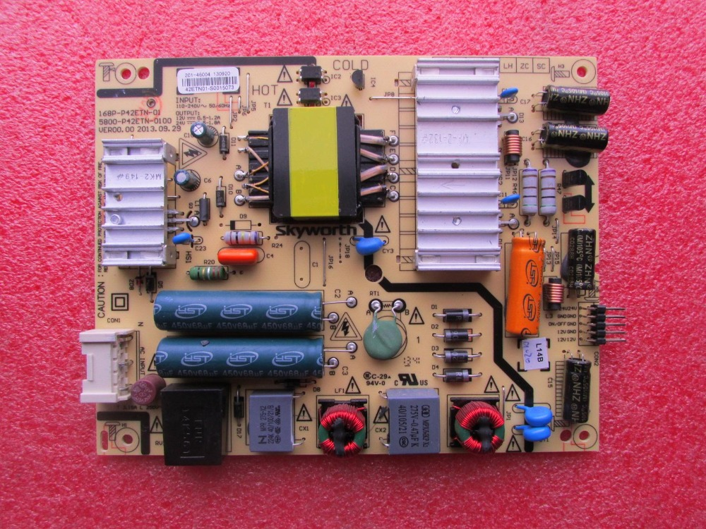 5800-P42ETN-0100 0110 168P-P42ETN-01 LED Power Board<br>