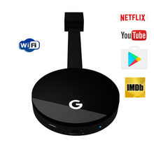 Wecast for Google Chromecast 2 for Netflix YouTube Crome Chrome Cast Cromecast for Mirascreen G2 Miracast HDTV Display Dongle 1