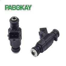 1996- For Mercedes SL R129 W220 W463 W202 Fuel Injector 2.4-3.2L 0280155742 A112780049 12633011102(China)
