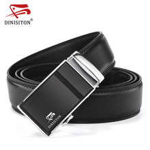 Buy DINISITON Automatic Belt Cowhide Genuine Leather Belts Men Business Designer Belts Men High Strap cinto LZD008-9 for $9.86 in AliExpress store