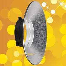 120 Wide angle Reflector Dish for Bowens Type Mount for Studio Flash Strobe