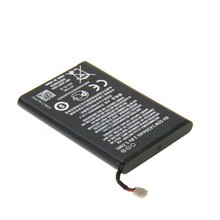 New Original BV-5JW Battery For NOKIA N9 Lumia 800 800C Lumia800 Sun Sea Ray BV 5JW BV5JW Phone Replacement Batteries