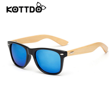 Sunglasses For Men's Brand Designer Bamboo Legs Vintage Sun glasses Women 16 Colors Eyewear Accessories Goggle oculos feminino