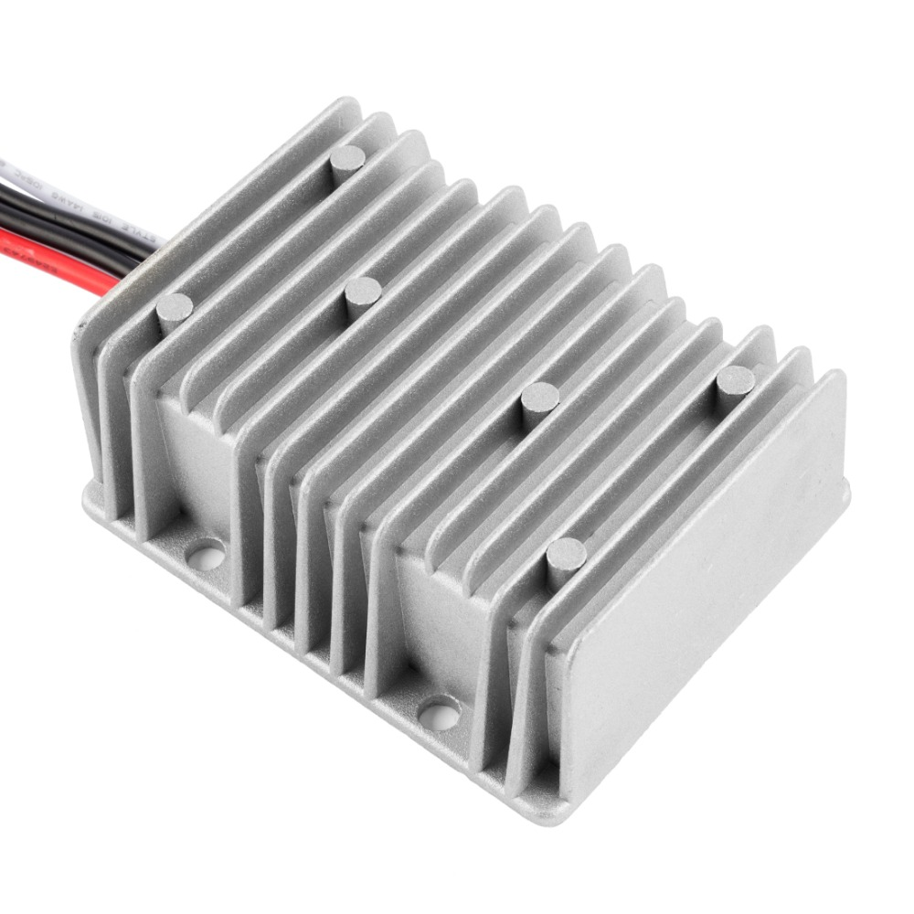 Waterproof Regulator Module Step Up DC 10V 12V 18V to DC 19V 15A 285W for Solar Power System Voltage Converter Transformer<br>