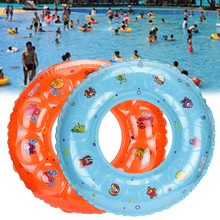 Fish Print 5 size Inflatable Swimming Swim Ring summer baby kids swim Pool River Lake Beach Raft Floating Tube Ring life buoys(China)