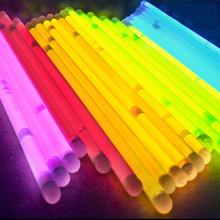 200 pieces Fluorescent bracelets flashing lighting toy glow sticks for christmas celebration festivities ceremony item product(China)