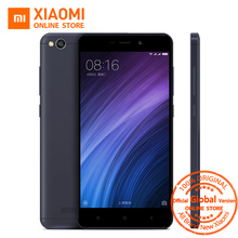 Global Vesion Xiaomi Redmi 4A 2GB RAM 32GB ROM Mobile Phone Snapdragon 425 Quad Core CPU 5.0 Inch 13.0MP 3120mAh MIUI 8.5