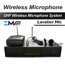 Top Quality 322 G2 Professional UHF Wireless Microphone Wireless System With BodyPack Transmitter Lapel Lavalier Clip mic