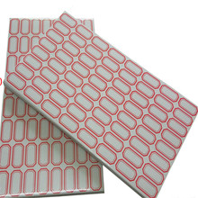 4 sheet /lot  Mini Blank Label 8 x 20mm Plain White Self Adhesive Price Sticker Labels Tags 64pcs/sheet