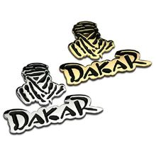 Dakar World Rally Racing Championship Meal Car Sticker Motorcycle Mountain Bike Decal Car accessories