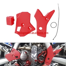 Motorcycle Frame Protector Dirt Bike For Honda CRF250L CRF250M 2012 - 2015 2013 2014 CRF250 L/M