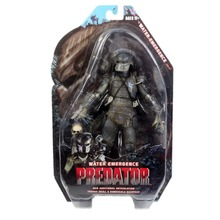 "Predator Series 9 Water Emergence 7"" Scale Action Figure New in Box Free Shipping(China)"