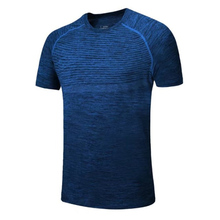 Stripe Mens Football Jerseys Breathable Quick Dry Sports Bodybuilding Soccer Jerseys Top High Quality Soccer Football Uniforms(China)