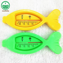 Buy Floating Fish Baby Water Thermometer Tub Water Temperature Sensor Infant Baby Temperature Water Plastic Float Bath Toy SW02 for $1.03 in AliExpress store